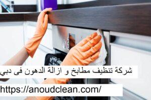 شركة تنظيف مطابخ و ازالة الدهون فى دبي