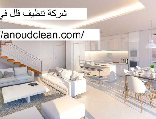 شركة تنظيف فلل في عجمان |0543690242| تعقيم الفلل