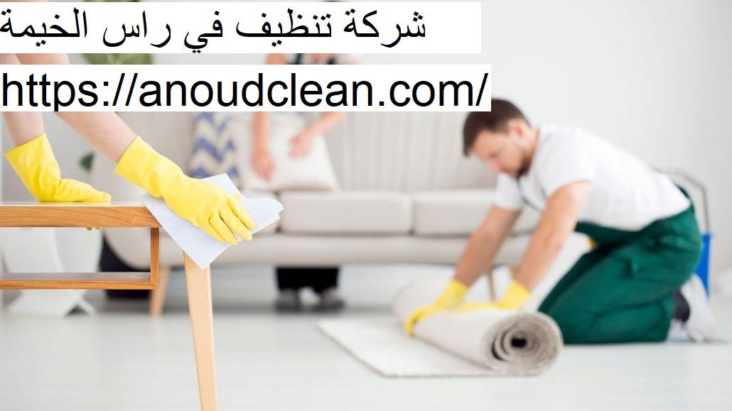 شركة تنظيف في راس الخيمة
