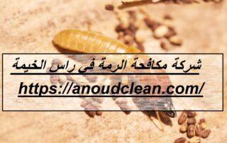 شركة مكافحة الرمة في راس الخيمة